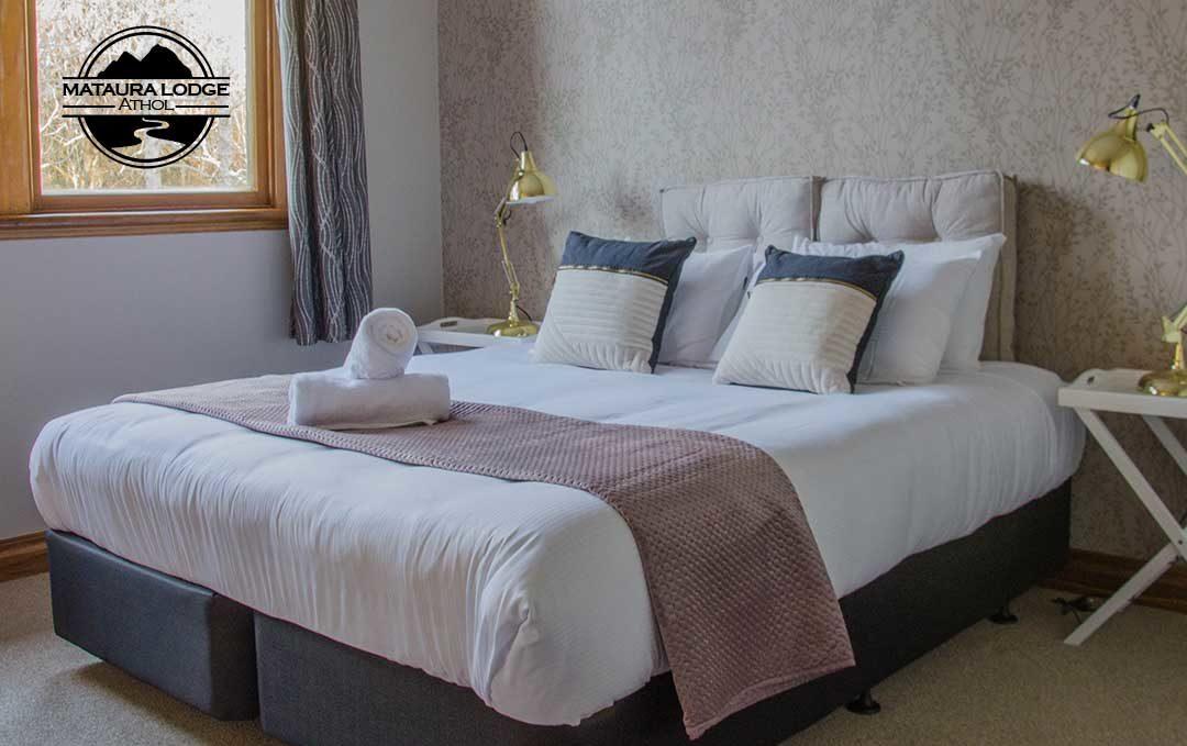 Athol Accommodation - King Suite